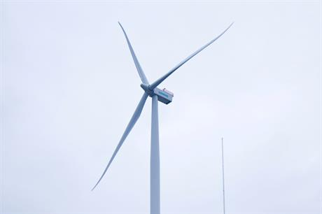 The project will feature Siemens 4MW turbines