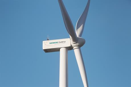 Siemens Gamesa will supply seven SG 4.5-145 turbines, and is in line to provide seven more for the second phase of the project
