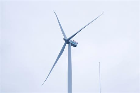 Siemens' 4MW turbine has been chosen for the second phase at Formosa