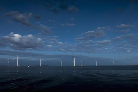 Tahkoluoto is Finland's first offshore wind project (pic: Mark Kusaiha)