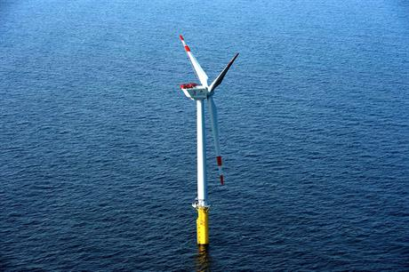 The 200MW Borkum West II phase one project is ready for commissioning