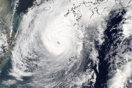 DNV GL argued that a lack of recommended practice for designing wind turbines to withstand earthquakes and cyclones can cause delays and increase costs (pic credit: NASA)