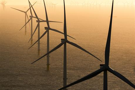 MHI Vestas is in line to supply 100 of its V164-9.5 turbines for the 950MW Moray East project
