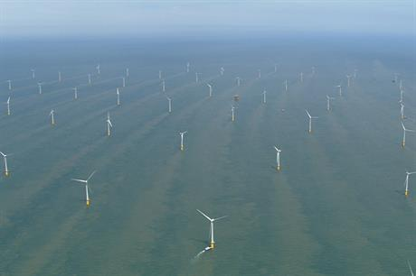 The 300MW Thanet offshore project was developed by Vattenfall