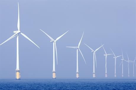 Vattenfall, through its Dutch subsidiary Nuon, built Egmond aan Zee, the Netherland's first offshore wind project