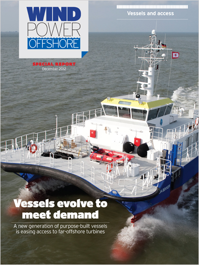 Sepcial Report - Vessels & Access - Vessels evolve to meet demand