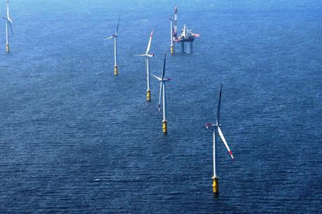 Germany connected 43 offshore turbines in the first half of 2016