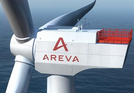 Areva announcement of an 8MW turbine was Windpower Offshore's most read story of the year