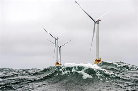 The global offshore wind market is set to grow at an annual compound rate of 16% between 2017 and 2030