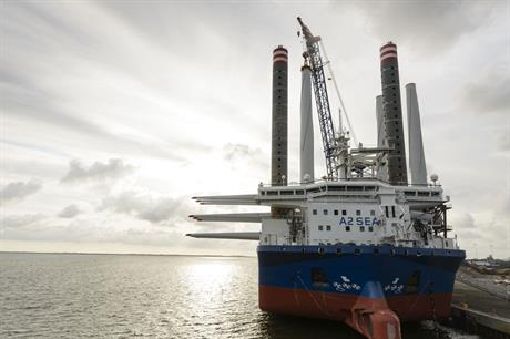 Europe's offshore leader faces slower year