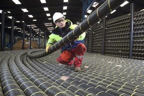 JDR has provided cabling for offshore wind projects in the UK and Germany
