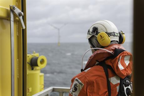 The UK faces an offshore wind skills shortage as its moves to digitalise the industry