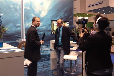 Windpower TV will be interviewing the movers and shakers at the confrerence