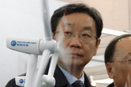 Liu Qi, deputy head of China's National Energy Bureau