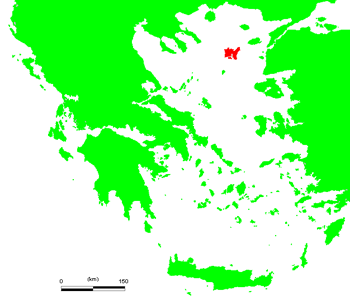The island of Lemnos is in the north Aegean Sea.
