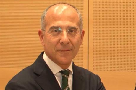 Enel Green Power CEO Francesco Starace