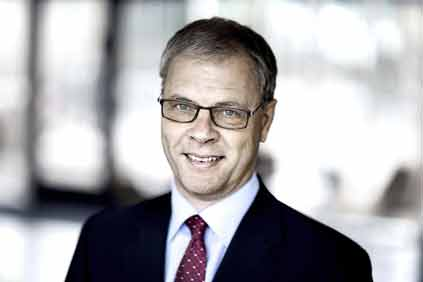 Not satisfied... Dong acting CEO Carsten Krogsgaard Thomsen