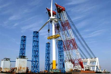 Sinovel launches its first 3MW turbine