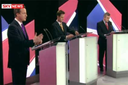 Leadership debates: renewables was high on the agenda