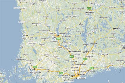 PVOIOY plans 240 to 400-MW wind farm in Kristiinankaupunki, south west Finland