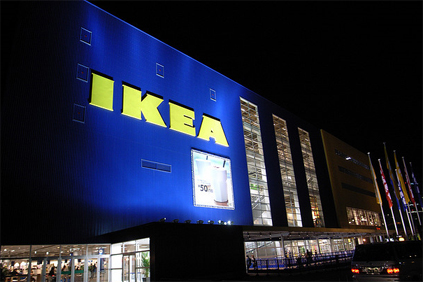 Ikea already owns six wind farms in France and Germany