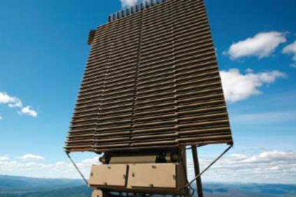 A Lockheed Martin TPS-77 radar system is among those used by the US military
