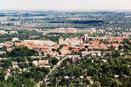 Boulder, Colorado is looking to set up a municipal utility