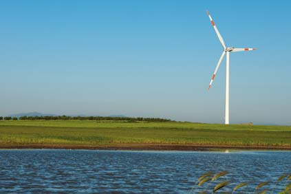Alerion's 34 MW Ordona wind farm in Apulia, operational since April 2009, is composed of 2 MW Repower turbines