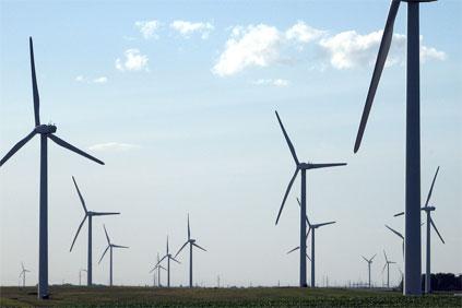 Buffalo Ridge: currently South Dakota's largest wind farm