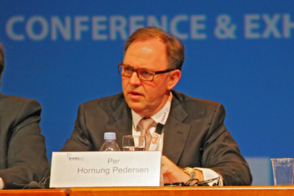 Former Repower CEO Per Hornung Pedersen is set to leave Repower