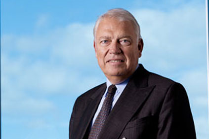 Vestas chairman Bent Carlsen... not seeking re-election