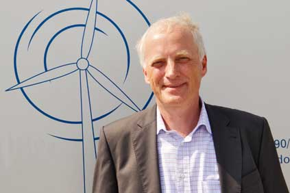 Nordex CEO Thomas Richterich is set to leave the company in June 2012