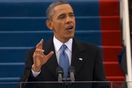 Obama backs renewables at 2013 inauguration