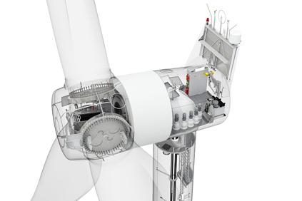 The project will use Siemens 2.3MW turbine