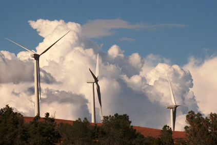 GE and Bankers have each acquired 50% of the Alta Wind I wind farm in Tehachapi, California
