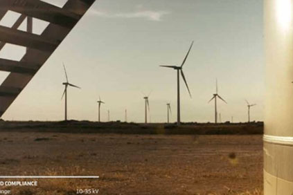 Vestas V100 turbines