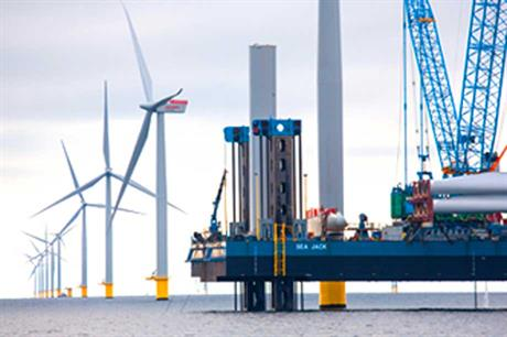 Anholt will take Denmark beyond 1GW in offshore capacity
