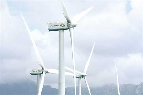 The new machine is based on the G97 2MW turbine