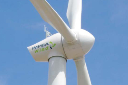 The projects in Ceara will use Impsa turbines