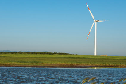 The project will use Repower 2MW turbines