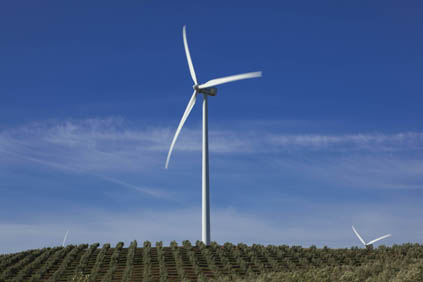 The Dos Arbolitos wind farm wil use 35 Gamesa 2MW turbines