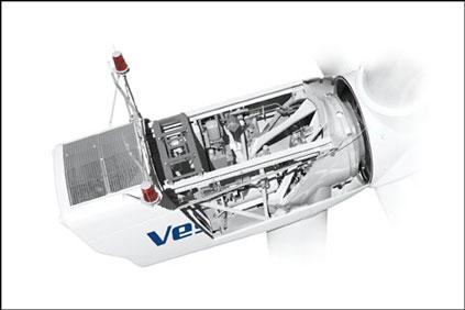The problem affect Vestas V90 3MW machines