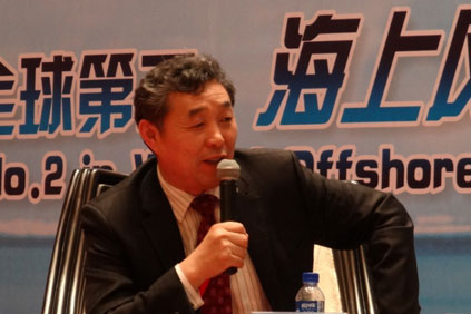 CREA director Li Jufeng... China needs to rethink offshore approach