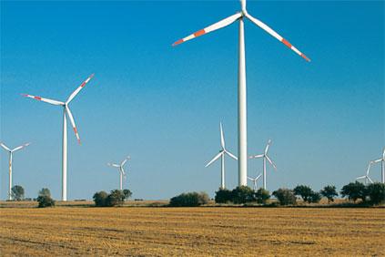 Vestas' V82 1.65MW turbine will be used on the wind farm