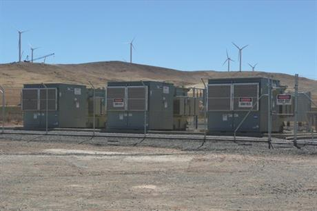 AMSC has installed its D-VAR technology on a number of wind projects in the US