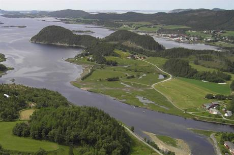A 770MW cluster had been planned in Fosen, Norway