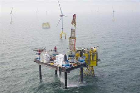 Germany plans to add 14 new offshore wind connection systems between 2021-2030 to help reach 20GW of capacity by 2030 (pic: Holland Accommodation Rentals)