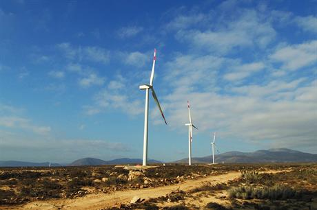 Senvion installed 366MW in Q1, including 120MW in Chile and Argentina (pic: Aela Energia)