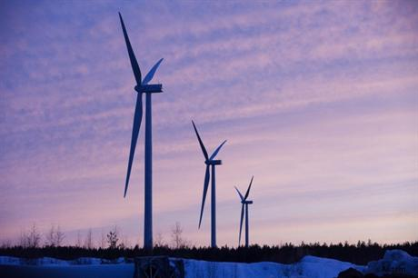 Alstom's ECO110 turbines at the 21MW Muukko project