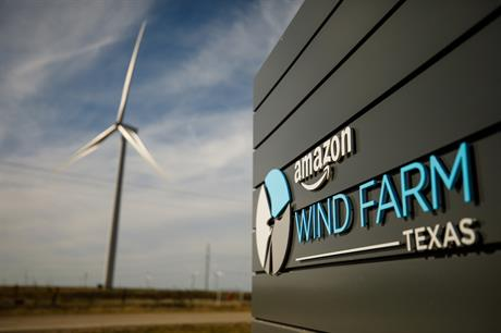 Amazon now owns 18 wind and solar projects across the US